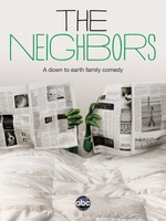 The Neighbors movie poster (2012) picture MOV_3ced93e9