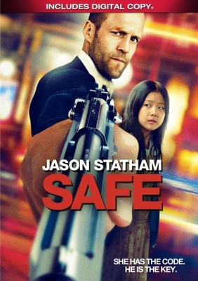 Safe movie poster (2011) poster MOV_3d109204