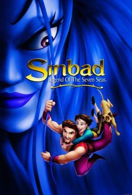 Sinbad movie poster (2003) poster MOV_3d12be29