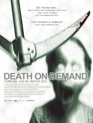 Death on Demand movie poster (2008) poster MOV_3d13eb9c