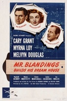 Mr. Blandings Builds His Dream House movie poster (1948) picture MOV_3d247168