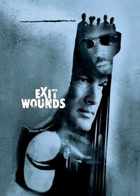 Exit Wounds movie poster (2001) poster MOV_3d32a232
