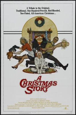 A Christmas Story movie poster (1983) poster MOV_3d34673f
