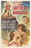 The Last of the Mohicans movie poster (1936) picture MOV_3d34a1ee