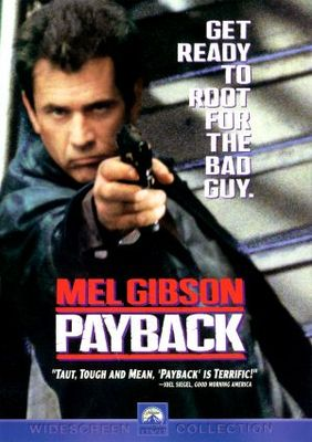Payback movie poster (1999) poster MOV_3d363dbf