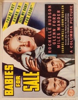 Babies for Sale movie poster (1940) picture MOV_3d36a9bf
