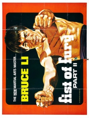 Jing wu men xu ji movie poster (1977) poster MOV_3d38cb81