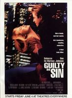 Guilty as Sin movie poster (1993) picture MOV_3d44e999