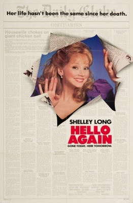 Hello Again movie poster (1987) poster MOV_3d4e7d7f