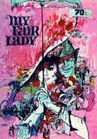 My Fair Lady movie poster (1964) picture MOV_3d4ef250