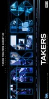 Takers movie poster (2010) picture MOV_8c2d5914