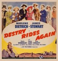 Destry Rides Again movie poster (1939) picture MOV_3d5a2789