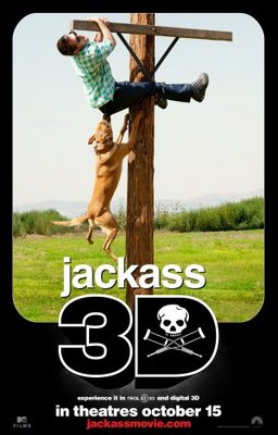 Jackass 3D movie poster (2010) poster MOV_3d5c068f