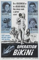 Operation Bikini movie poster (1963) picture MOV_3d5efa03
