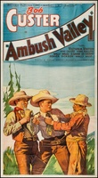 Ambush Valley movie poster (1936) picture MOV_3d672eac