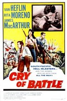 Cry of Battle movie poster (1963) picture MOV_3d6fa989
