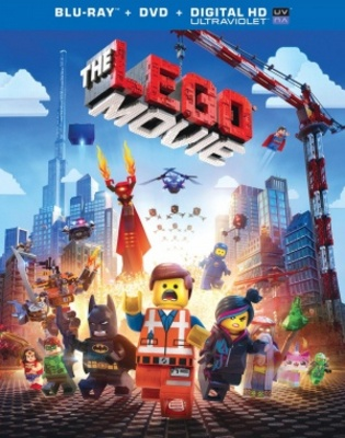 The Lego Movie movie poster (2014) poster MOV_3d791382