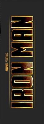 Iron Man movie poster (2008) poster MOV_3d7b99fb