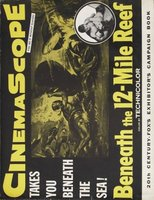 Beneath the 12-Mile Reef movie poster (1953) picture MOV_3d836c0a