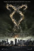The Mortal Instruments: City of Bones movie poster (2013) picture MOV_3d865e50
