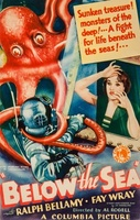Below the Sea movie poster (1933) picture MOV_3d86feda
