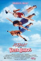 Assault of the Killer Bimbos movie poster (1988) picture MOV_3d8defe6