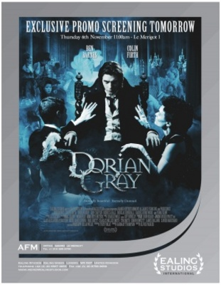 Dorian Gray movie poster (2009) poster MOV_3d90a101