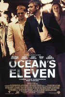 Ocean's Eleven movie poster (2001) picture MOV_3d936ca4