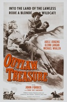 Outlaw Treasure movie poster (1955) picture MOV_3d95b78b