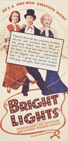 Bright Lights movie poster (1935) picture MOV_3d95f056