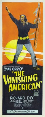 The Vanishing American movie poster (1925) poster MOV_3d962756