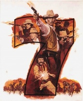The Magnificent Seven Ride! movie poster (1972) picture MOV_3d980333