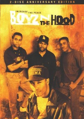 Boyz N The Hood movie poster (1991) poster MOV_3d9957d4