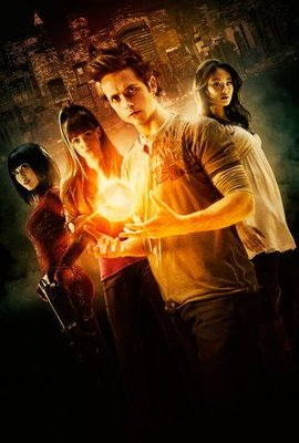 Dragonball Evolution movie poster (2009) poster MOV_3da75985
