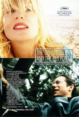 Le scaphandre et le papillon movie poster (2007) poster MOV_3da83122