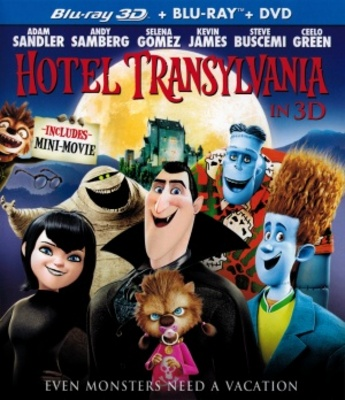 Hotel Transylvania movie poster (2012) poster MOV_3dac8786