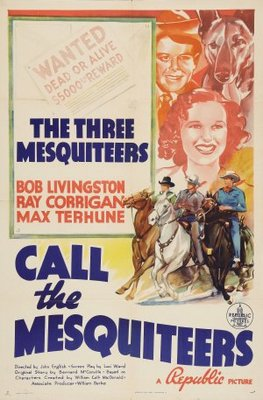 Call the Mesquiteers movie poster (1938) poster MOV_3daf23cd