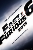 The Fast and the Furious 6 movie poster (2013) picture MOV_3dafec33