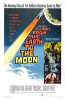 From the Earth to the Moon movie poster (1958) picture MOV_3db0ffd8