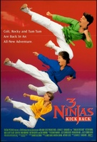 3 Ninjas Kick Back movie poster (1994) picture MOV_3db59fcd