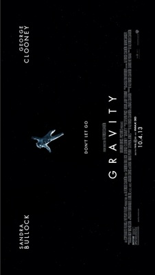 Gravity movie poster (2013) poster MOV_3dbc18b1