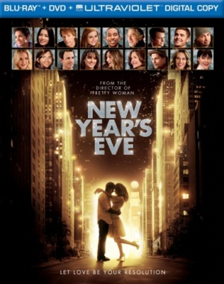 New Year's Eve movie poster (2011) poster MOV_3dbc2690