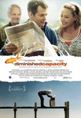 Diminished Capacity movie poster (2008) poster MOV_3dc5f7d2