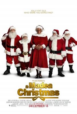 A Madea Christmas movie poster (2013) poster MOV_3dc6cad2