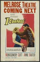 I Confess movie poster (1953) picture MOV_3dca9bde