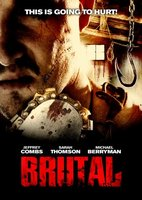 Brutal movie poster (2007) picture MOV_3dcab679