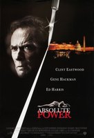 Absolute Power movie poster (1997) picture MOV_3dcc2d9d