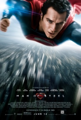 Man of Steel movie poster (2013) poster MOV_3dd6384a