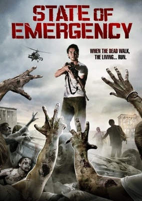 State of Emergency movie poster (2010) poster MOV_3dd8ae93