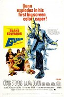Gunn movie poster (1967) picture MOV_3ddb007a